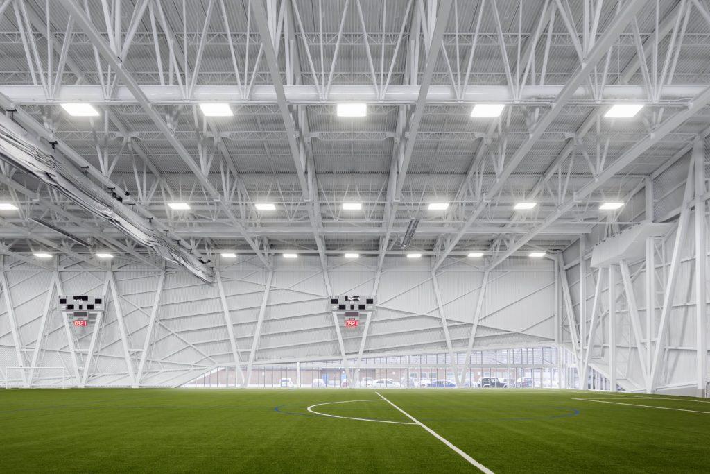 Centre Sportif Marc Simone - Soccer field