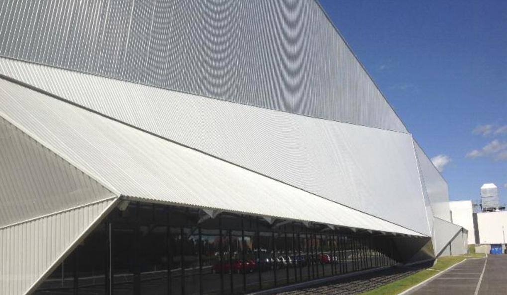 Centre Sportif Marc-Simoneau Outer