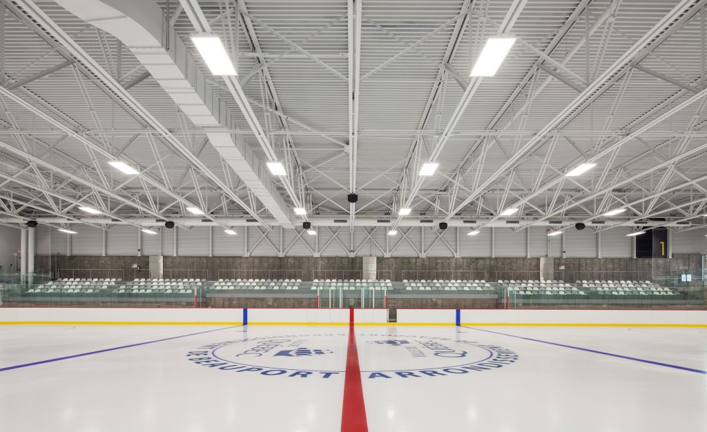 Centre Sportif Marc Simone -Stephane Groleau