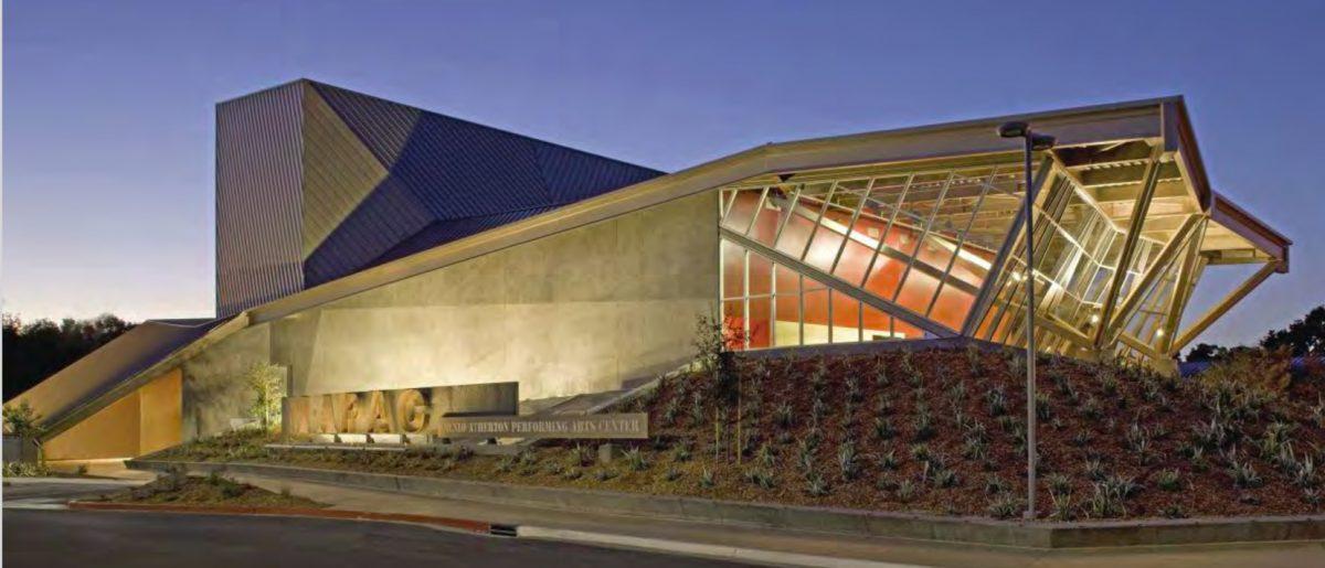 Full view menlo-Atherton performing arts centre