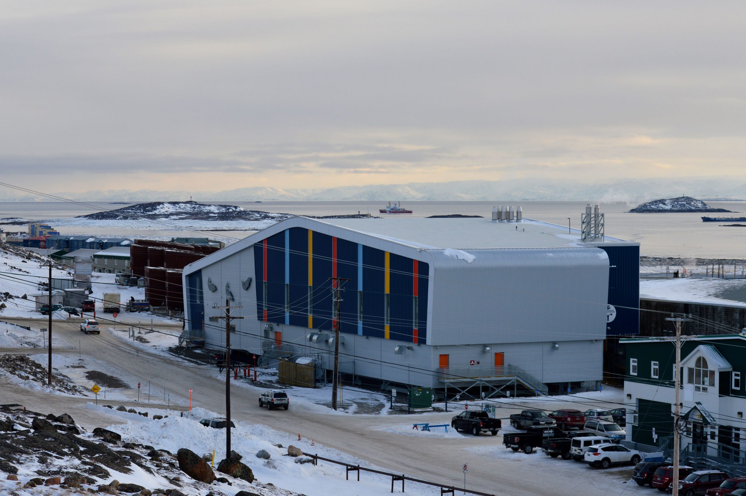 Iqaluit Aquatic Centre