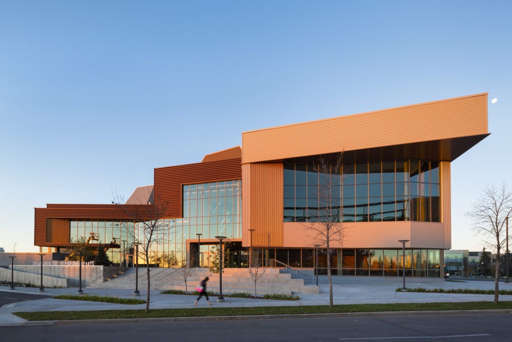 aylor Centre for the Performing Arts