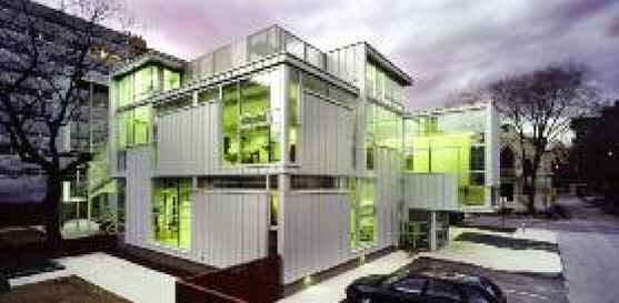 Steel framing with zinc coating