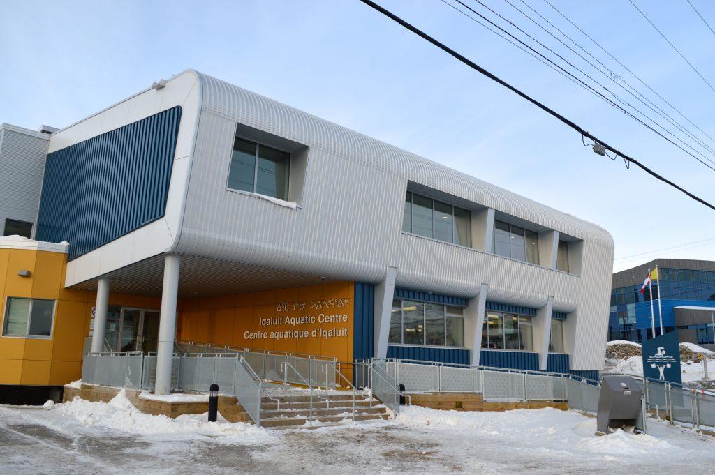Iqaluit Aquatic Centre Exterior
