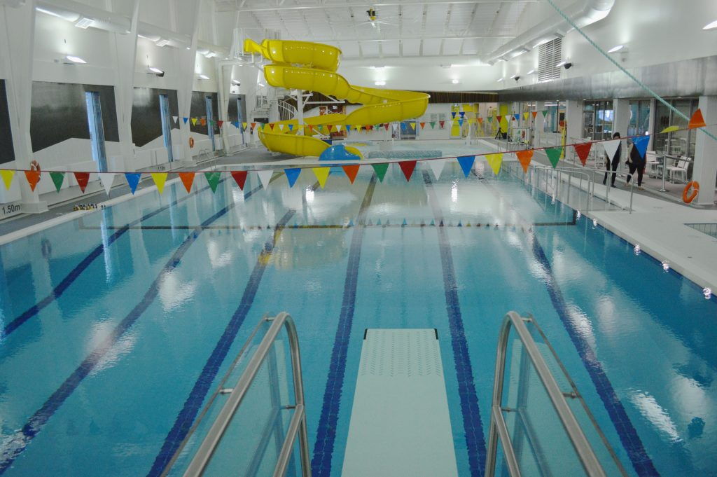 Iqaluit Aquatic Centre Swimming Pool