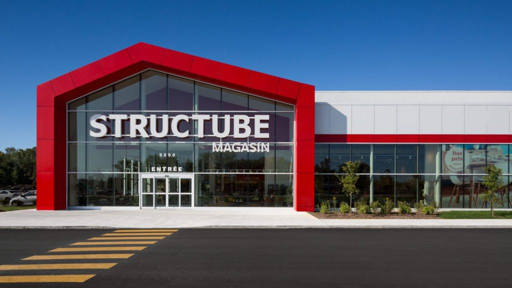 Structube Magasin